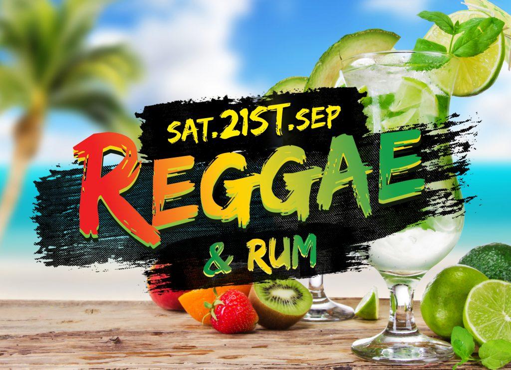Reggae and Rum