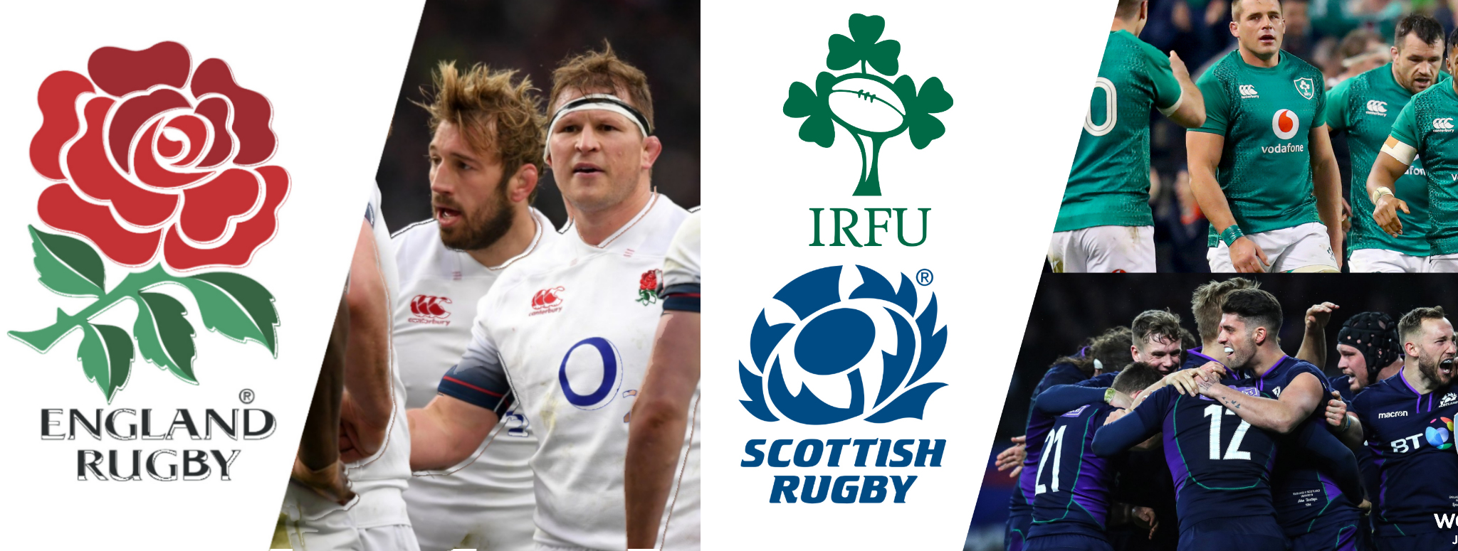 Ireland vs Scotland | England vs Tonga