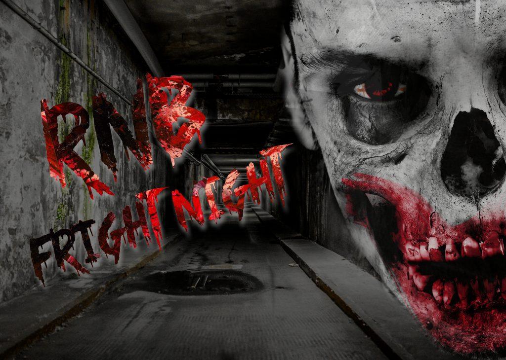 R & B Fright Night