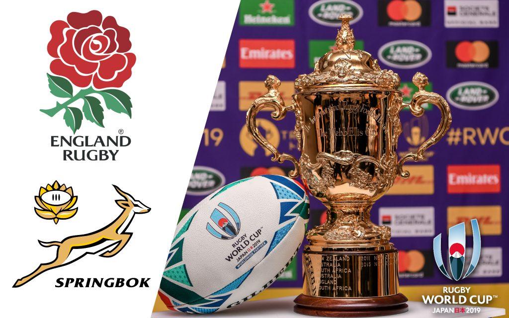 England vs South Africa – Final