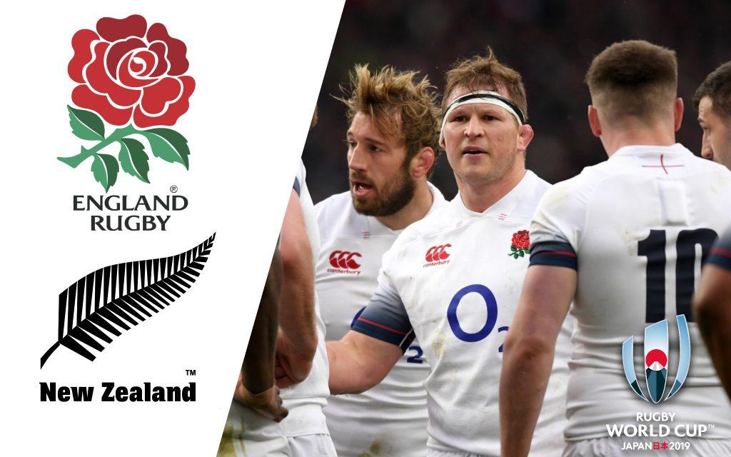 England vs Newzealand – Semi Final
